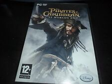 Pirates of the Caribbean: At World's End  pc game