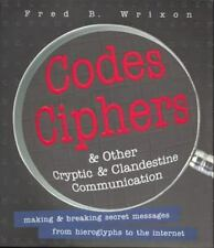 Codes, Ciphers and Other Cryptic and Clandestine Communication: 400 Wa-ExLibrary
