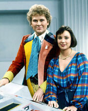 Colin Baker and Nicola Bryant UNSIGNED photo - H8052 - Doctor Who