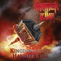 HAMMER KING - KINGDOM OF THE HAMMER KING  CD NEU