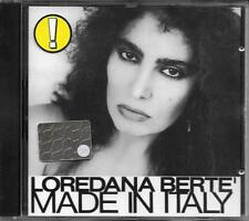 """LOREDANA BERTE' - RARO CD 1 STAMPA """" MADE IN ITALY """""""