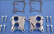 Chrome Lifter Covers/Tappet Block Set for Harley TwinCam TCxx