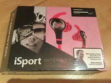 Monster iSport Intensity In-Ear Sport-Kopfhörer ControlTalk Iphone Ipod MP3 pink