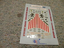 Superscale decals 1/48 48-318 F-16C Falcons 512th 526th W. Germany 1966    M95
