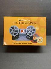 Wolverine Reels2Digital 8mm and Super 8 Movie Reels to Digital MovieMaker CIB