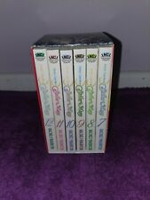 More details for pretty guardian sailor moon collection 2 english volumes  7 to 12 manga box set