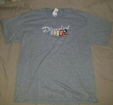 1955 Disneyland Resort T Shirt Gray 2XL