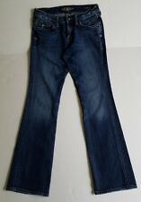 Lucky Brand Women's Denim Jeans, Embroidered Pocket, Classic Riders, Size 4/27
