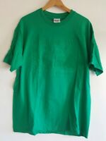 Vintage South Carolina T-shirt green Hilton Head raised design light house XL