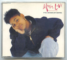 Monie Love & True Image ‎– It's A Shame (My Sister) / CDM