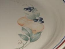 Assorted Corelle Abundance Pattern Dinnerware & Serving Pieces