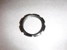 BMX Single Speed Track Fixed Gear Threaded 8-Notch Cassette Cog Lockring