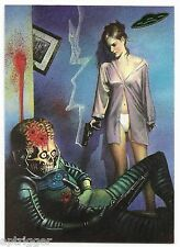 1994 Topps Mars Attacks Base Card (#80) New Visions