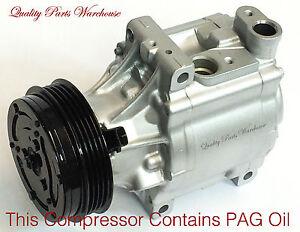 Subaru Legacy 2005-2009; Outback 2005-2009 A/C Compressor 2.5L Reman 1yr Wrty