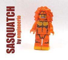 LEGO Custom Sasquatch Alpha Flight Marvel super heroes mini figure x-men deadool