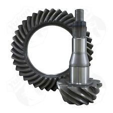 Differential Ring and Pinion-XLT Front,Rear Yukon Gear YG F9.75-488-11