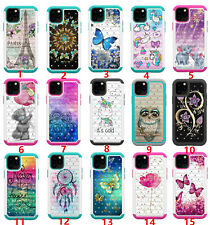 Bumper Bling hybrid PC case for iphone 11/Pro/Max T-Mobile Revvlry /Revvlry Plus