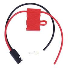 Power Cable For Motorola Mobile Radio CDM1250 GM360 CM140 With Fuse S1#