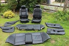 bmw e46 saloon leather seats lumbar support with door cards