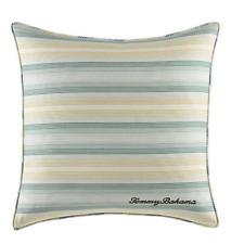 "NEW! Tommy Bahama Cuba Cabana Striped Decorative Bedding Throw Pillow 18"" x 18"""