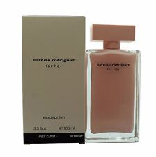 Narciso Rodriguez for Her Perfume Eau De Parfum 3.3 Oz 100 Ml Tester Spray