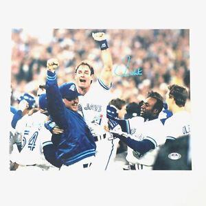 Paul Molitor signed 11x14 photo PSA/DNA Toronto Blue Jays HOF Autographed