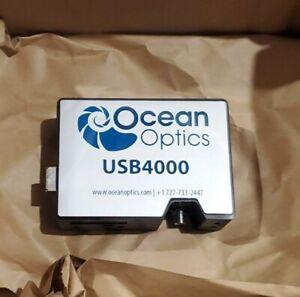 OCEAN OPTICS USB4000 SPECTROMETER RANGE 180-500nM