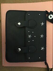 Typo Black Studded Mini Satchel Style Handbag (BNWT)