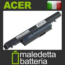 Batteria 10.8-11.1V 7800mAh per Acer Aspire 5820TG-434G50MN