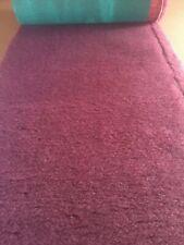 Vet Bed Traditional Greenback Dog Whelping Wine Fleece 300cm x 50cm  Freepost