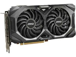 MSI Radeon RX 5600 XT (GDDR6) Graphics Card (RX 5600 XT MECH OC BV)
