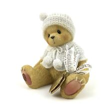 Enesco Cherished Teddies Sweet Dreams My Little One With Heart Locket 1999