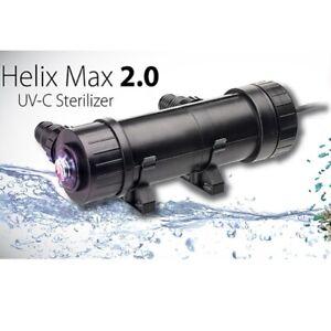Aqua Medic Helix Max 2.0 UV-C Sterilizer 11 W UV Entkeimer Aquarien bis 800 l