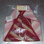 Longaberger Holiday Stripe SILVER BELLS 2005 Basket Liner ~ Brand New in Bag!
