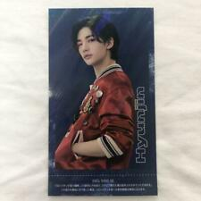 Stray Kids Japan Single TOP Hyunjin Official Hi Touch Hitouch Photo Card