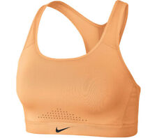 Nike Impact High Support Sports Bra (Orange) - Small - New ~ 888581 882