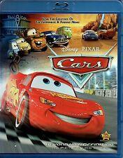 Blu-ray CARS Code A/B/C Disney Englisch/english Untertitel: Spanisch/Französisch