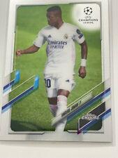 Topps Chrome Champions League 2020/21 Vinicius Junior Real Madrid