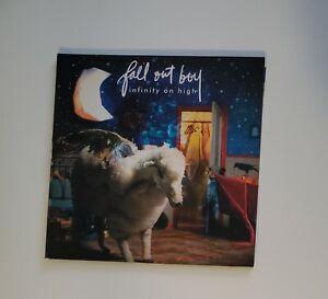 Fall Out Boy Infinity On High 2 LP Black Vinyl