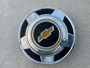 "1979 Chevy truck 1/2 ton 10.5"" Dog Dish Hubcap C10 Silverado 1975 1976 77 78 79"