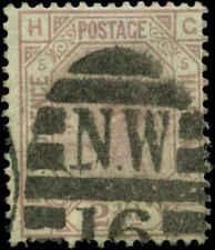 Great Britain Scott #67 Plate #5 Used