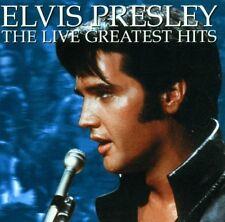 Elvis Presley Live greatest hits (compilation, 2001, BMG/RCA) [CD]