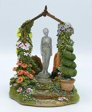 "New listing Lilliput Lane ""Tranquil Treasure"" Secret Gardens Miniature L2196"