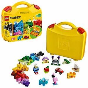 LEGO Classic Creative Suitcase 10713 Building Kit Playset 213pcs