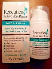 X1 Receutics Active Skin Repair Step 3- Acne Clearing 50 Ml EXP.11/18-NEW IN BOX