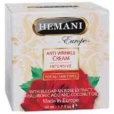 50ml anti-rides Rose Crème Visage Avec BULGARE rose extrait