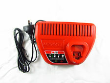 For MILWAUKEE C12C M12 12V 12 VOLT LI-ION BATTERY CHARGER 240V AUS APPROVED NEW