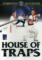 House of Traps (DVD New)