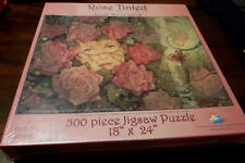 Linda Ravenscroft Rose Tinted Jigsaw Puzzle 500pc New Factory Sealed Suns Out
