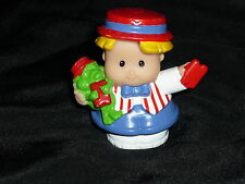 Fisher Price Little People Carnival Circus Eddie Ticket